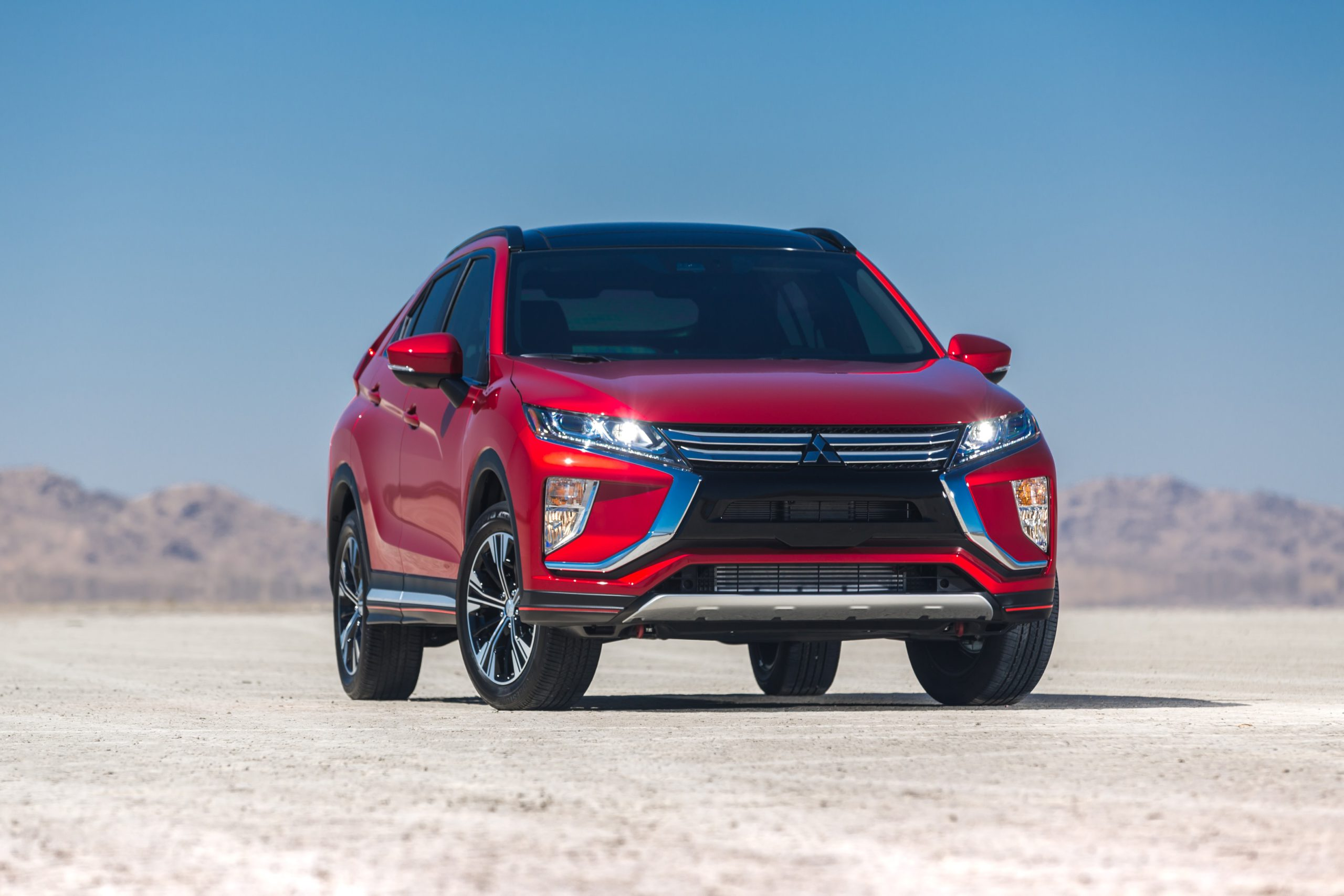 ALL-NEW 2018 MITSUBISHI ECLIPSE CROSS ARRIVES IN CANADIAN SHOWROOMS NEXT MARCH