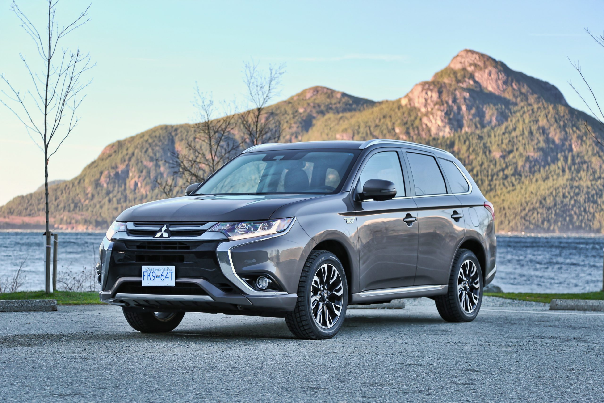ALL-NEW MITSUBISHI OUTLANDER PHEV IN DEALERSHIPS