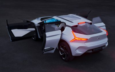 CANADA'S PLUG-IN HYBRID LEADER, MITSUBISHI MOTORS SIGNALS ITS BOLD FUTURE IN ELECTRIFICATION WITH E-EVOLUTION CONCEPT VEHICLE AT THE MONTRÉAL INTERNATIONAL AUTO SHOW