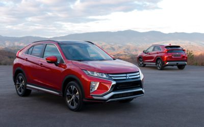 Mitsubishi Motors presents the all-new Eclipse Cross at the Quebec International Auto Show