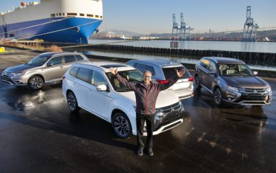 The World's Best Selling Plug-in Hybrid SUV arrives in Canada
