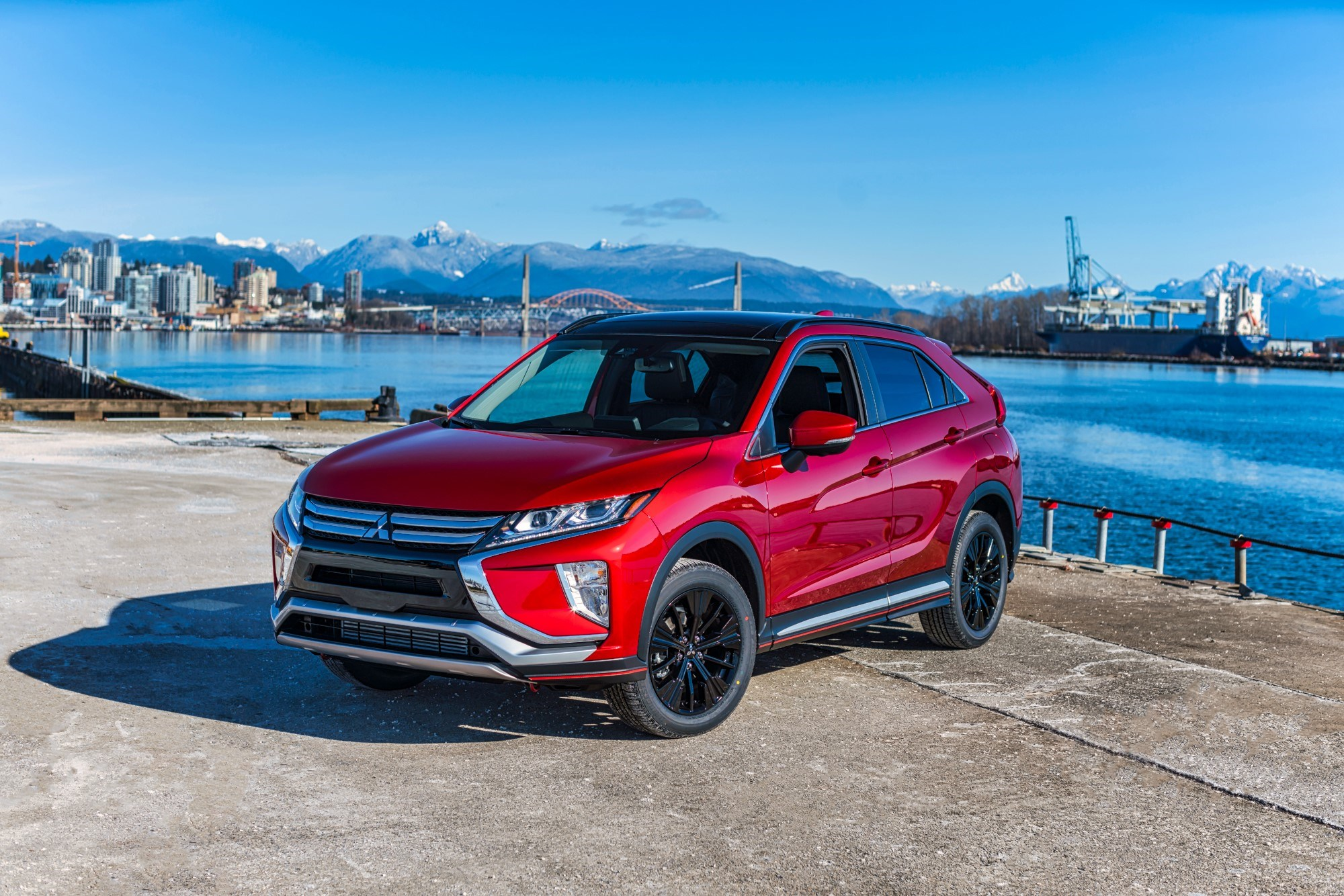 All-New 2018 Mitsubishi Eclipse Cross Arrives in Canada