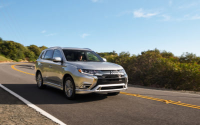 2021 MITSUBISHI OUTLANDER PHEV OFFERS UPGRADED POWERTRAIN, INCREASED ELECTRIC RANGE
